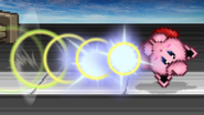 Kirby - Rollout from Jigglypuff