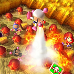 Bomberman Rocket
