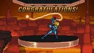 SSF2 - Classic mode - Zero Suit Samus