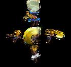 Isaac aerials