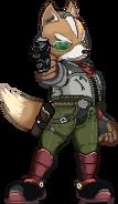 SSF2 Demo 0.9 Fox