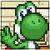 SSF2 Yoshi icon