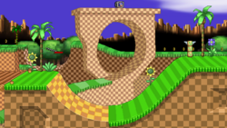 SSF2 Green Hill Zone