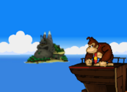 DK and his island