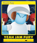Card - Frosty Fury