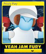 Card - Frosty Fury