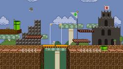 SSF2 Mushroom Kingdom