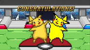 SSF2 - Classic mode - Pikachu (early)