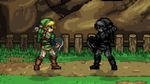 Dark Link's Advance (Early)