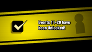 Events 11-20 unlocked