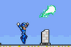 SSF Mega Man X up attack