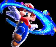 Mario Tornado origin