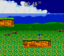 Emerald Hill Zone (Race to the Finish)
