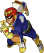 SSF2 Captain Falcon