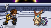 Victini in SSF2