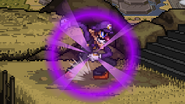 SSF2 Purple Torpedo Charge