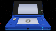 3DS Cobalt Blue