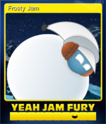 Card - Frosty Jam