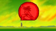 Kaio-ken Attack 0.9 Initial