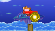 Kirby air cannon