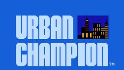 Urban Champion logo