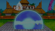Meteor Combination Spirit Bomb