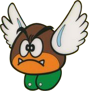 Flying Goomba (artwork)