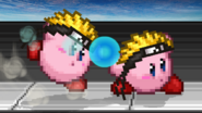 Kirby - Rasen from Naruto