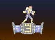 Revival platform - Captain Falcon