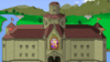 SSF2 Princess Peach's Castle