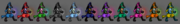 Lucario Filtered Costumes