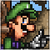 SSF2 Luigi icon
