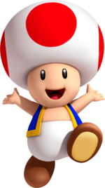 Toad Artwork