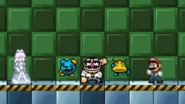 Dr. Wario and the Virus