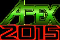 APEX 2015 logo
