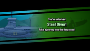 Steel Diver Unlocked