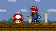 Super Mushroom in SSF2