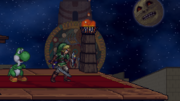 The Moon in SSF2