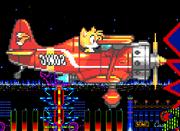 Revival platform - Tails