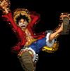 SSF2 Luffy
