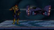 Captain Falcon and his Blue Falcon