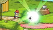 PK Flash Pre-Explosion