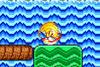SSF Super Sonic down attack