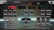 Control menu ssf2