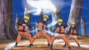 Naruto Fūton Rasenshuriken Origin