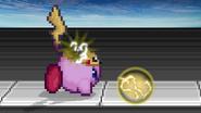Kirby - Thunder Jolt from Pikachu