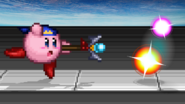 Kirby - Wave Beam from Bandana Dee