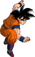 Goku SSF2 Beta