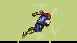Dash attack