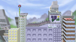 SSF2 Saffron City